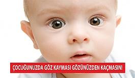 Çocuğunuzda Göz Kayması Gözünüzden Kaçmasın!