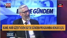 Ege Gözlükçüler ve Optisyenler Dernekleri (EGOD) Federasyonu Başkanı Nuri Gizer Röportajı
