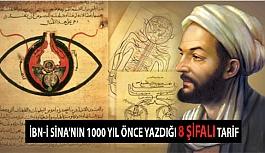 İbn-i Sina'nın 1000 Yıl Önce Yazdığı 8 Şifalı Tarif