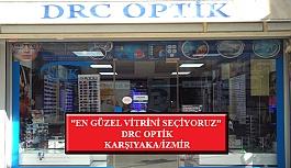 """""""En Güzel Vitrini Seçiyoruz"""" Yarışması: DRC Optik- Karşıyaka /İzmir"""