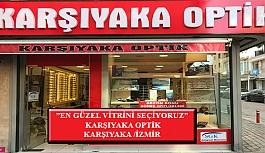"""""""En Güzel Vitrini Seçiyoruz"""" Yarışması: Karşıyaka Optik- Karşıyaka /İzmir"""