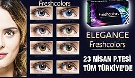 Elegance Freshcolors Tüm Türkiye'de Satışta!