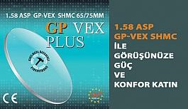 Görüşünüze Güç ve Konfor Katan 1.58 ASP GP-VEX SHMC