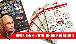 Opak Lens A.Ş. 2018 Ürün Kataloğu...