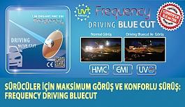 Sürücüler İçin Maksimum Görüş ve Konforlu Sürüş: Frequency Driving Bluecut