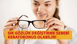 Sık Gözlük Değiştirme Sebebi Keratokonus Olabilir!