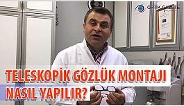 Teleskopik Gözlük Montajı- Atilla...