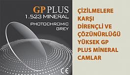 Çizilmelere Karşı Dirençli ve Çözünürlüğü Yüksek GP Plus Mineral Camlar