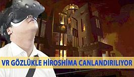 VR Gözlükle Tarihte Yolculuk: Japon Öğrenciler Hiroshima'yı Canlandırıyor