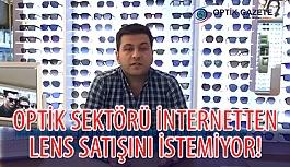 Optik Sektörü İnternetten Lens Satışını İstemiyor!