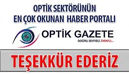 Optik Sektörünün En Çok Okunan...