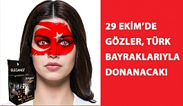 29 Ekim'de Gözler Türk Bayrağıyla...