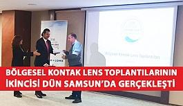 2018 Bölgesel Kontak Lens Toplantılarının İkincisi Dün Samsun'da Gerçekleşti