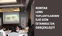 2018 Bölgesel Kontak Lens Toplantılarının İlki Dün İstanbul'da Gerçekleşti