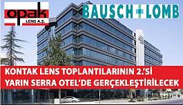 Bölgesel Kontak Lens Toplantılarının 2.'si Yarın Samsun Serra Otel'de Gerçekleştirilecek