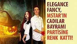 Elegance Fancy Kontak Lensler MStar'ın Cadılar Bayramı Partisine Renk ve Heyecan Kattı!