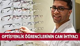 Optisyenlik Öğrencilerinin Optik Cam İhtiyacı