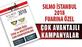 Opak Lens'in Silmoİstanbul Fuarına...