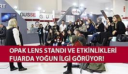 Opak Lens Standı ve Etkinlikleri Silmo İstanbul Optik Fuarı'nda Yoğun İlgi Görüyor!