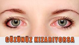 Göz Kızarıklığı Ciddi Rahatsızlıkların İşareti Olabilir