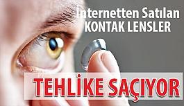 İnternetten Satılan Lensler Tehlike Saçıyor!