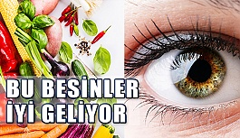 Göz Sağlığını Olumlu Etkileyen Besinler Neler?