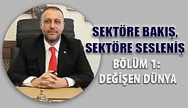 """Opak Lens YK. Başkanı Erol Harbi'nin Kaleminden """"Sektöre Bakış, Sektöre Sesleniş"""""""