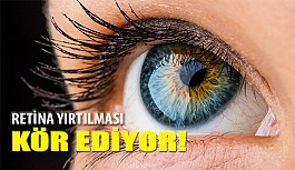 Hasarlı Retina Körlüğe Neden Oluyor