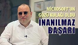 Görme Engelli Türk Microsoft'un Gözü Kulağı Oldu