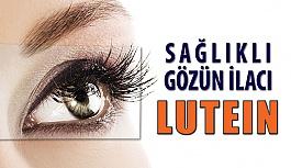 Lutein Göz Sağlığı İçin Çok Önemli