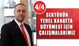 Türkiye'de Optik Sektörünün Yerel Kanatta Büyümesi İçin Çalışmalarımız