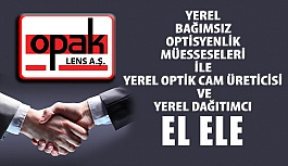 Opak Lens'ten Multifokal ve RX Camlarda Yaz Kampanyası