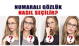 Numaralı Gözlükte Doğru Gözlüğü Seçme İpuçları