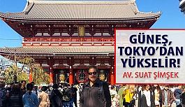 Güneş, Tokyo'dan Yükselir! Suat Şimşek
