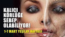 Alkol Ve Sigara Kalıcı Körlüğe  Sebep Olabiliyor!
