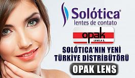 SOLÓTICA'nın Yeni Türkiye Distribütörü OPAK LENS