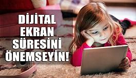 Çocukların Gözlerini Dijital Ekranın Zararlarından Koruyacak Öneriler