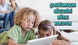 Karantinada Çocuğunuzun Gözlerini Korumanın 9 İpucu