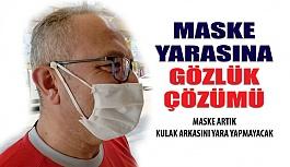Maske Yarasına Gözlük Çözümü