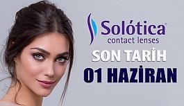 Opak Lens'ten Solotica Satış Noktası Duyurusu