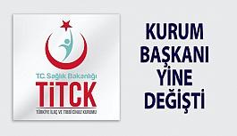 TİTCK'ya Yeni Başkan Atandı