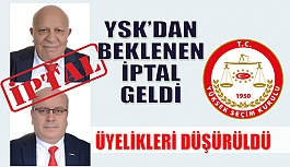 YSK dan İstanbul Oda Seçimlerinde Beklenen Karar