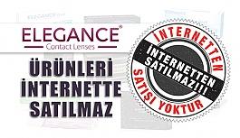 Elegance Ürünleri İnternette Satılmamaktadır!