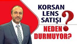 """Erol Harbi """"Korsan Lens Satışı Neden Durmuyor"""""""