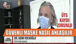 Biomedix Maskeler ÜTS Kayıtlı ve Güvenli