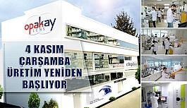 Opakay Yeniden Üretime Başlıyor, İzmir Yaralarını Sarıyor