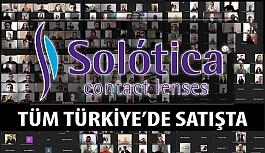 OPAK LENS, Solótica Renkli Lenslerinin Satışına, Tüm Türkiye'de  Bugün Başladı
