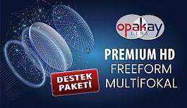 Opak Lens'ten FreeForm Multifokal Cam Destek Paketi