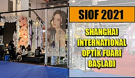 Shanghai International Optik Fuarı Başladı!