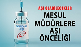 Optisyenlik Müesseseleri Mesul Müdürlerine Aşı Önceliği Geldi